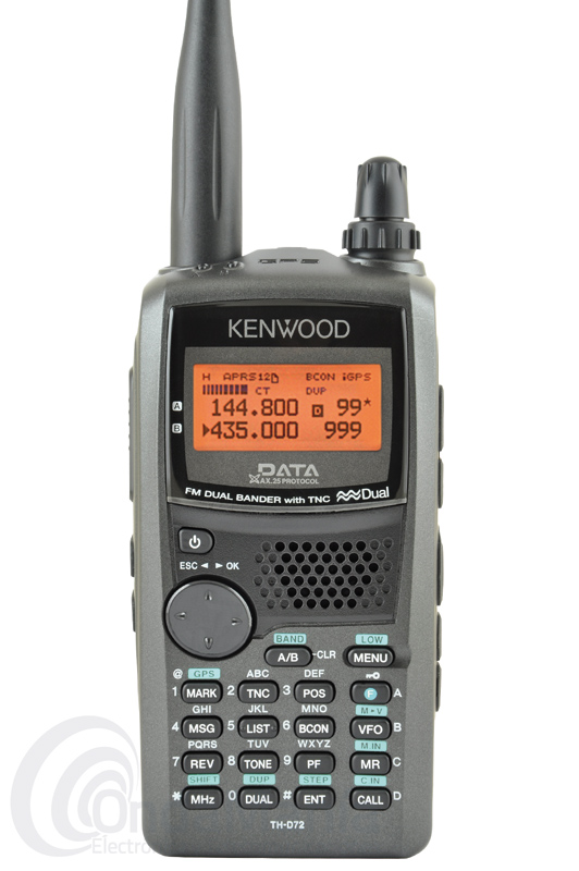 KENWOOD TH-D72E TRANSCEPTOR PORTATIL DOBLE BANDA FM
