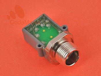 CONECTOR EAR-MIC (MICROFONO-AURICULAR/ALTAVOZ) PARA YAESU VX-7 - Conector del micrófono altavoz/auricular para el Yaesu VX-7