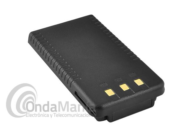 YAESU FT-65E WALKIE DOBLE BANDA UHF/VHF+PINGANILLO DE REGALO - El Yaesu FT-65 es un transceptor portatil doble banda UHF/VHF FM de construcción robusta para cumplir con las especificaciones comerciales. Dispone de 5 W de potencia, batería de litio, cumple con la norma IP-54, 200 canales de memoria, radio de FM, batería de Ion-Litio, cargador de sobremesa,...