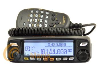 YAESU FTM-100DE B2 SYSTEM FUSION II EQUIPO MOVIL DOBLE BANDA UHF/VHF ANALOGICO Y DIGITAL